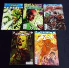 DC #1 Issue Lot, Green Lantern Corps #1, Green Lantern #1, Suicide Squad #1, Flash #1, Gotham City Garage #1