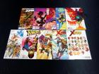 X-Men Variant Lot, Uncanny X-Men 1,2,3, All New X-Men 2, X-Men '92 1, X-Men Prime #1, X-Men Gold #1, Generation X 1, Jean Grey 2, Phoenix 2