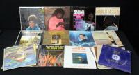 Gospel Vinyl Record LP Lot, Elvis, James Cleveland, Mahalia Jackson, More, VG to EX, Qty 19