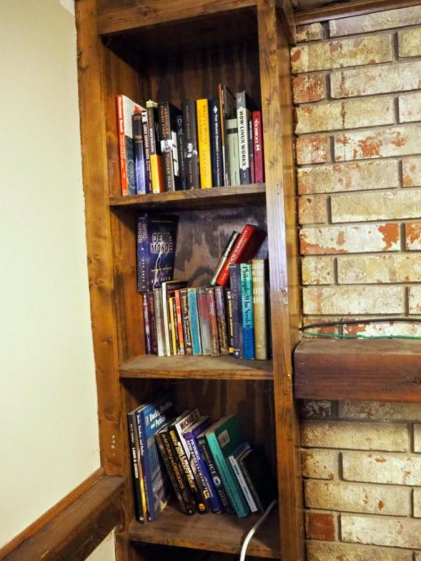 Book Assortment Including Sci-Fi,Romance, Self-Help And More