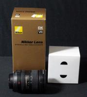 Nikon Nikkor Lens AF-S DX VR Zoom-Nikkor 18-200mm f/3.5-5.6G IF-ED In Original Box With Paperwork