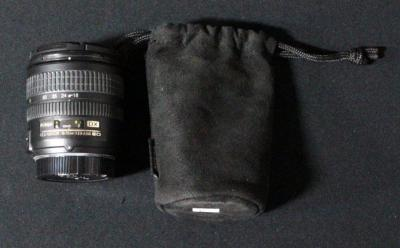 Nikon Lens AF-S Nikkor 18-70mm 1:3.5-4.5G ED In Bag