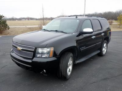 2008 Chevrolet Tahoe LTZ Multi Purpose Vehicle, 4WD, V8, Flexfuel, 5.3L, 182,297 Miles, Third Row Seating, PDF Attached For Recent Mechanical Updates, VIN # 1GNFK13068J182337, Financing May Be Available For Qualified Buyers, Bidders Seeking Financing Need