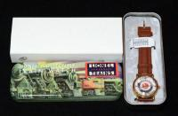 Lionel Collectible Train Watch In Case, Unused