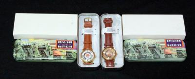 Lionel Collectible Train Watch (2) In Boxes