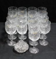 Zowiercie 24% Lead Crystal Wine Glasses (16) And More