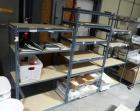 "Metal Storage Shelving, 60"" x 36"" x 18.5"", Qty 2 And 72"" x 36"" x 18.5"", Total Qty 3"