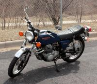 1975 Honda CB400F Super Sport 400 Four Motorcycle, 15,637 Miles, VIN# CB400F1019583, Produced 1975 - 1978, See Video