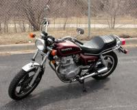 1980 Honda CM400T Motorcycle, 32,825 Miles, VIN# NC012117124, Produced 1979 to 1982, See Video