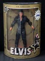 "Elvis Presley Doll 12"" H '68 Special Commemorative Collection New In Box With COA"