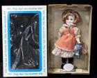 "Shirley Temple Doll By Ideal 12"" Suzanna Of The Mounties In Original Box"