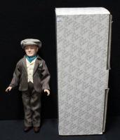 "Effenbee Legend Series James Cagney Doll 16""H"