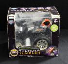Thunder Tumbler Radio Control 360 Rally Car Blue Hat Toy Co.
