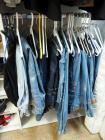 Mens Denim Jeans, Overalls, Sizes 32-36 Waistline, Approx Qty 25 Pair