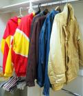 Mens Assorted Jackets Including Chiefs, Leather, Round Tree, York, Denim And More, Sizes M, L And XL