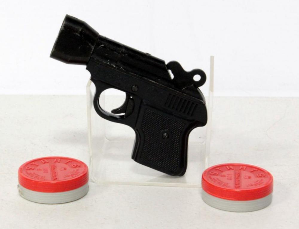 Flobert Record Model B1s 6mm German 2 Shot Signal/Starter Pistol And