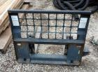 "Kennar 46"" Adjustable Pallet Fork Attachment"