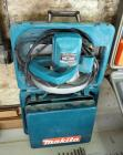 "Makita 7.25"" Electric Circular Saw, Model #5007NB And Electric Jig Saw Model #4303C, Each With Carrying Case"