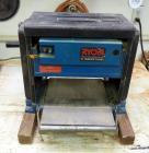 "Ryobi 10"" Surface Planer Powers Up Roller Needs Repair"