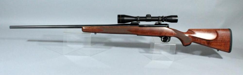 Winchester Model 70 7mm STW SN# G321476 With Leupold Scope