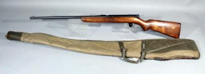 Winchester Model 74 22L SN# 278138A With Soft Case