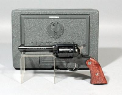 Ruger Bearcat .22 6-Shot Revolver SN# 93-18563 With Paperwork In Hard Case