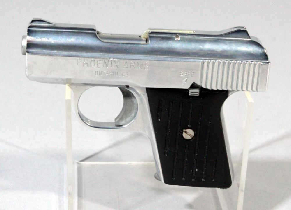 Phoenix Arms Model Raven  25 Auto Pistol SN# 3011493