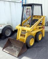 OMC Mustang 310 Hydrostatic Drive Skid Steer Loader, SEE VIDEO