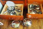 Trisha Yearwood, Belgique, Laurel Greek, Skillets, Saucepans And Stew Pots, Contents Of 2 Drawers