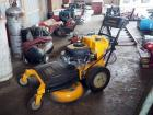 "Cub Cadet, Walk Behind, Self Propelled Wide Cut Mower, Model #12AE764N056, 33"" Commercial Cutting Width, Battery Needs Charging"
