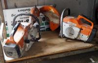 Stihl TS400 Quick Cut Off Saws, Qty 2, Need Repair