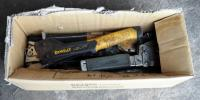 DeWalt And Bostitch Hammer Staplers, Qty 7
