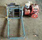 Electric Shingle Conveyor And Briggs ANd Stratton 5 HP Gas Motor