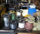 Stranded Electrical Wire, Assorted Types And Sizes, 10 Partial Rolls