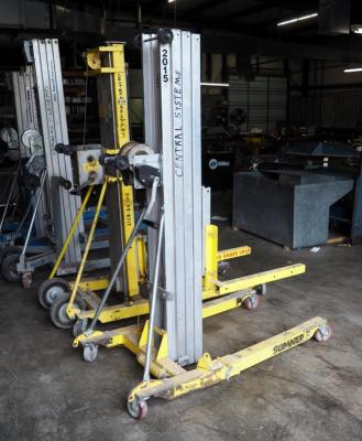 Sumner Manufacturing Manual Lift Model #2015, Extends 15Ft Load Max 800 LBS