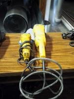 "DeWalt Angle Grinders, 4.5"" Model #D28402 And 7"" Model #DW840"