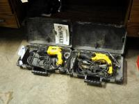 "DeWalt 1/2"" Heavy Duty Hammer Drill Model #D25113 And DW505"