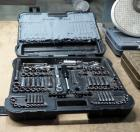 Craftsman Mechanics Tool Set, Including Ratchets, Metric & Standard Sockets And Wrenches