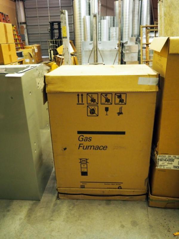 Trane High Efficiency Gas Furnace Model #TDX1C100A9H41B, New In Box