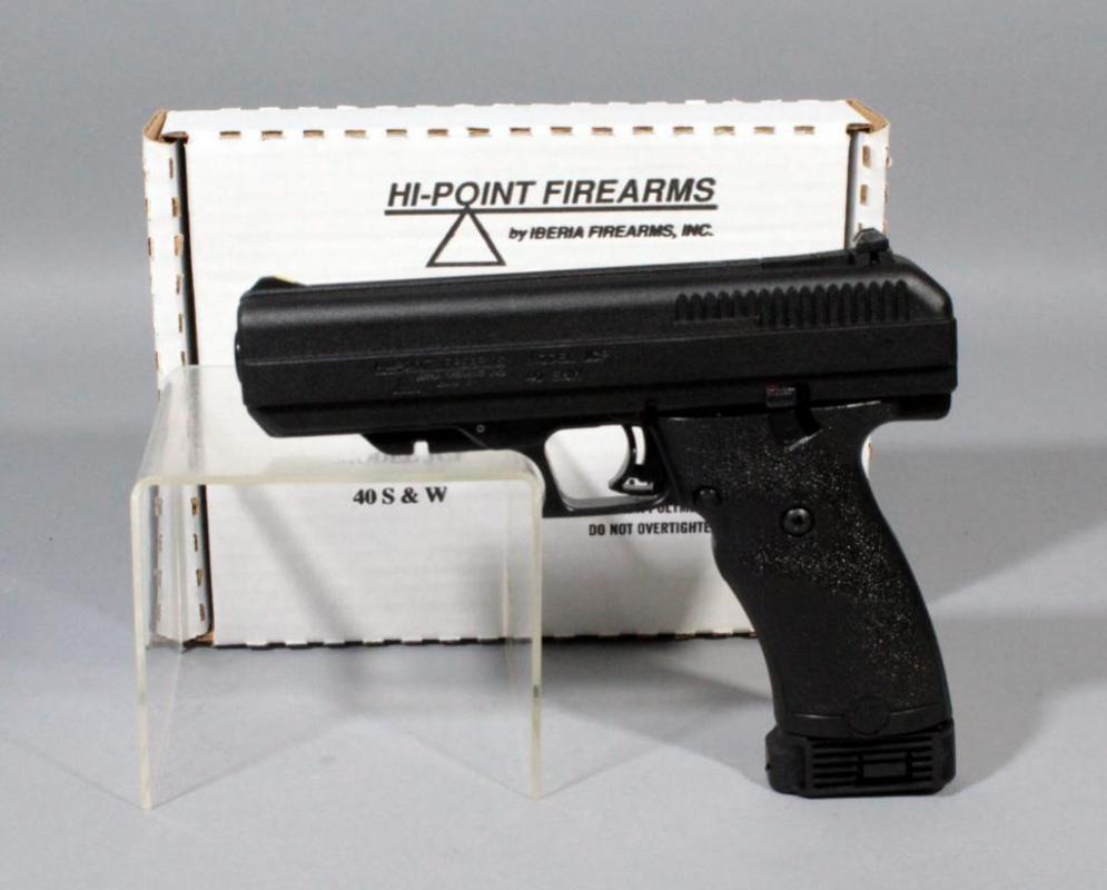 Hi-Point Firearms/Iberia Model JCP Pistol,  40 S&W, SN
