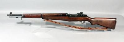 Springfield Armory U.S. Rifle M1 Garand, .30 Cal, SN# 4389412 With Leather Sling