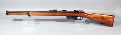 Mauser Modelo Argentino 1891 Bolt Action Rifle, 7mm, SN# 6387