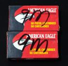 American Eagle 9mm Luger Automatic Pistol 147 Gr. FMJ Flat Point, 100 Rounds, Local Pick-Up Only