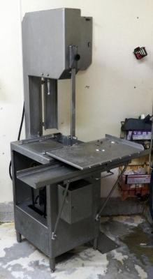 Butcher Boy Stainless Steel Commercial Band Saw Model SA-16