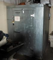 "Masterbilt Flash Freezer SN# C-7391 Includes Condenser Unit, 92""H x 70""W x 70""D. Powers Up, Bidder Responsible for Proper Removal."