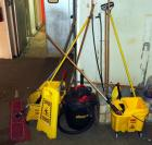 Assorted Cleaning Equipment Including Electric 12 Gallon Shop Vac, Mop Buckets, Mop Heads, Push Brooms, Wet Floor Signs and More