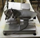 "Univex Deli Slicer with 10"" Blade, Model 7510, Powers On, Needs Minor Repair"