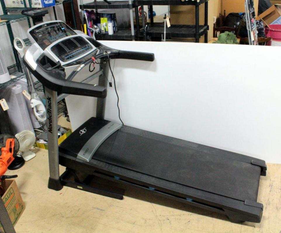 Nordictrack C950I Treadmill With iFit Coach And Bluetooth