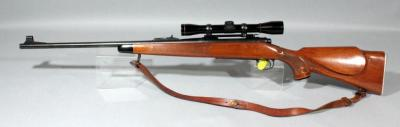 Remington Model 700 30-06 SPRG Bolt Action Rifle SN# 368298 With Leupold Scope And Sling