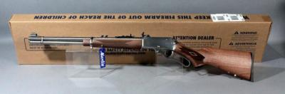 Marlin Model 336SS 30/30 WIN Cal. Lever Action Rifle SN# MR24363H With Box And Paperwork
